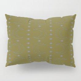 Jaded Moon Pillow Sham