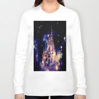 celestial Long Sleeve T-shirts featuring Celestial Palace by WhimsyRomance&Fun