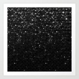 Crystal Bling Strass G283 Art Print