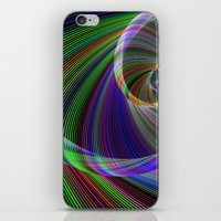 imagination iPhone & iPod Skins featuring Imagination by David Zydd