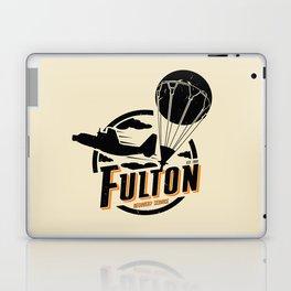 Fulton Recovery Service Laptop & iPad Skin