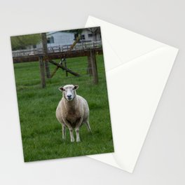 Don't Mess with This North Island Sheep Stationery Cards