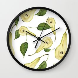 Sweet pear Conference Wall Clock