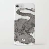 toothless iPhone & iPod Cases featuring Toothless by SpaceMonolith