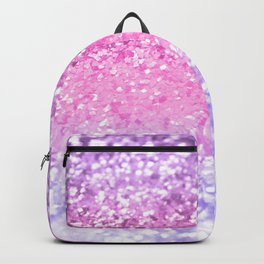 Unicorn Girls Glitter #2 #shiny #decor #art #society6 Backpack