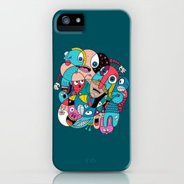 The 1765th One iPhone Case