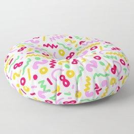 Party Popper 02 Floor Pillow