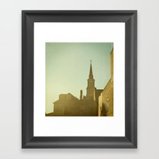 Charleston, South Carolina Framed Art Print