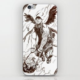 Life Bearer iPhone Skin