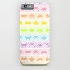 Pixel Invaders Slim Case iPhone 6s