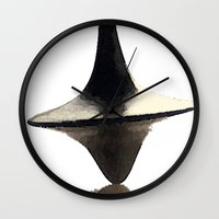 inception Wall Clocks featuring Inception by ViMas