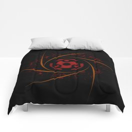 SHARINGAN TELEPORT Comforters