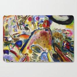 Wassily Kandinsky - Small Pleasures Cutting Board