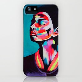 Marina Noir iPhone Case