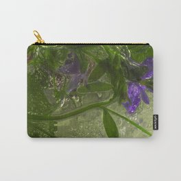 Lobelia #35 Carry-All Pouch