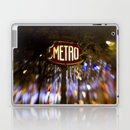 Metro Love Laptop & iPad Skin