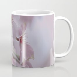 Delicate Pink Blossoms Coffee Mug