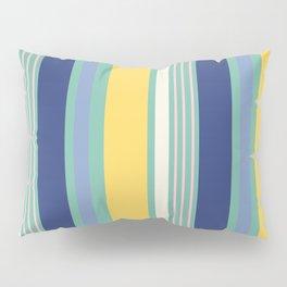 Sunny Beach Print Pillow Sham