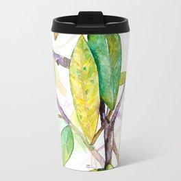 Jasmine leaves Travel Mug