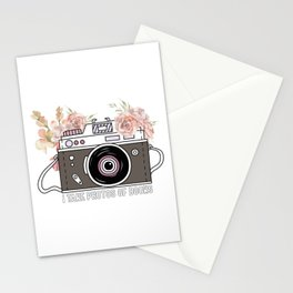 I Take Photos Of Books Stationery Cards