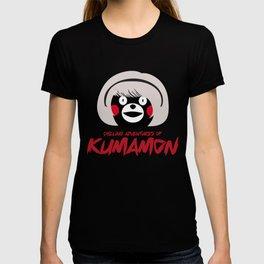 Chilling Adventures of Kumamon T-shirt