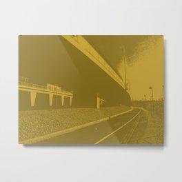 Bridge 9 Metal Print