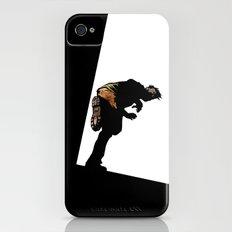 RUN ZOMBIE RUN! iPhone (4, 4s) Slim Case