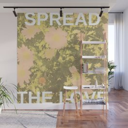 Spread the Love Wall Mural
