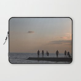 Silhouettes Laptop Sleeve