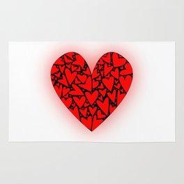 Love Hearts Rug