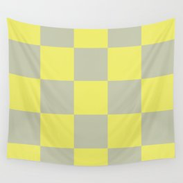 Sunny Checker Lilin Wall Tapestry