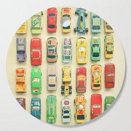 Car Park Cutting Board