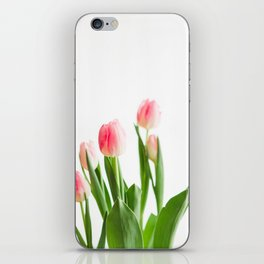 Dose of Spring by Tulips iPhone Skin