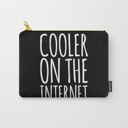 Cooler on the Internet - Inverted Carry-All Pouch