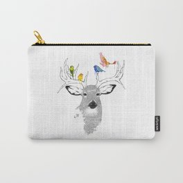 Cant shake them off DEER Carry-All Pouch
