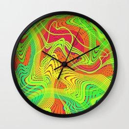Bright hope Wall Clock