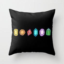 The Stones Throw Pillow