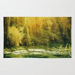 Forest Light Rug