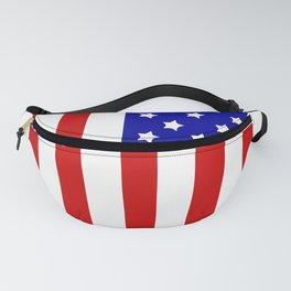 Original American flag Fanny Pack