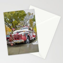 Ridgway Fire Department Stationery Cards