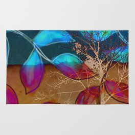 Branched Rug