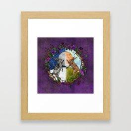 Ostara's Dance Framed Art Print