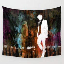 The invisible man... Wall Tapestry
