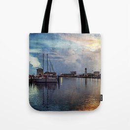 Gulf Coast Summer Tote Bag