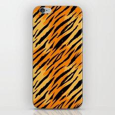Tiger skin iPhone Skin