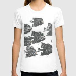 Schools in T-shirt