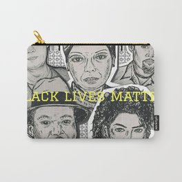 (Human Rights - Black Lives Matter) - yks by ofs珊 Carry-All Pouch