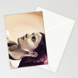 Molly Hooper - Sherlock Stationery Cards