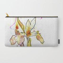 Queen Flower Carry-All Pouch