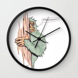 Bigfoote Wall Clock